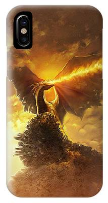 Mighty Dragon IPhone Case