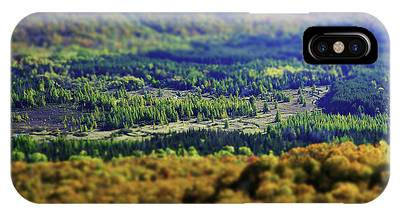 IPhone Case featuring the photograph Mini Meadow by Brad Wenskoski