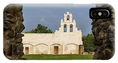 Spanish Missions Phone Cases