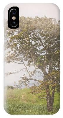 Misty Landscape IPhone Case