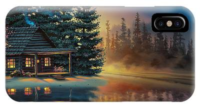 Cabin iPhone Cases