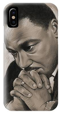 Martin Luther King Phone Cases