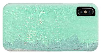 Abstract Landscape Phone Cases