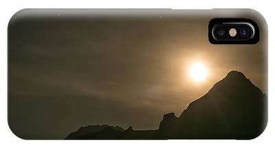 Moon Rising IPhone Case