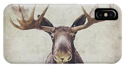 Moose IPhone Cases