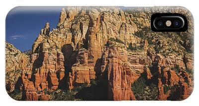 IPhone Case featuring the photograph Mormon Canyon Details by Andy Konieczny