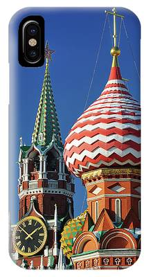 Moscow IPhone Cases