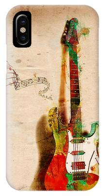 Acoustic Guitar Phone Cases