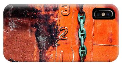 Rusty Chain Phone Cases