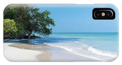 Negril Beach Morning IPhone Case