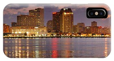City Sunset Phone Cases