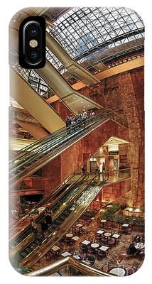 IPhone Case featuring the photograph New York Trump Tower  by Juergen Held