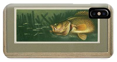 Walleye Phone Cases