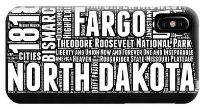 North Dakota Phone Cases