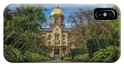Notre Dame University Q1 IPhone Case