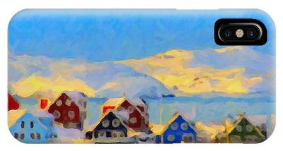Nuuk, Greenland IPhone Case