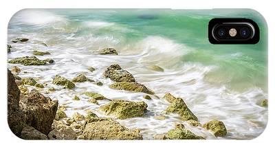 Oceanside In Trelawny, Jamaica IPhone Case