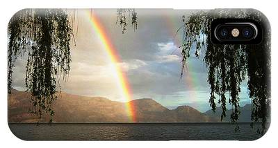 Okanagan Rainbow IPhone Case