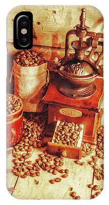 Coffee Grinder Phone Cases