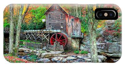 Grist Mill Phone Cases