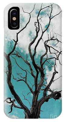 Old Twisted Tree IPhone Case by Patricia Strand