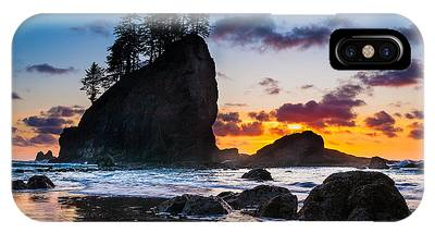 Olympic National Park Phone Cases