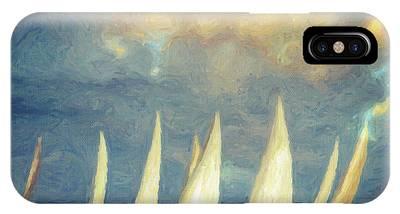 Sailing Phone Cases