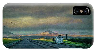 On The Road Again IPhone Case