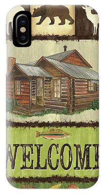 Bear Country Phone Cases