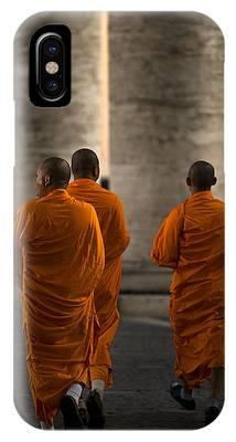 Monk Phone Cases