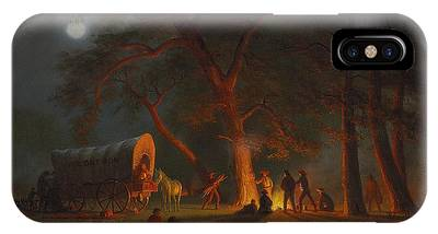 Bonfire Phone Cases