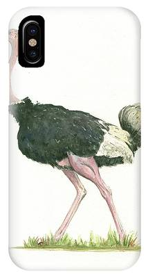 Ostrich Phone Cases
