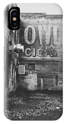 Cigar Photographs iPhone Cases