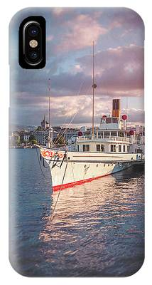 Lake Geneva Phone Cases