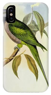 Parakeet Phone Cases