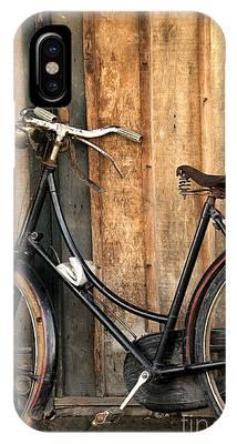 Bi-cycle iPhone Cases