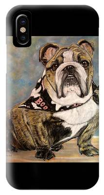 English Bull Dog Phone Cases