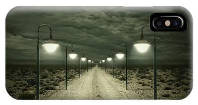 Street Light iPhone Cases