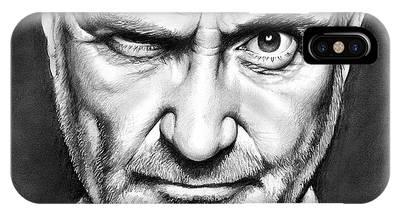 Phil Collins IPhone Case