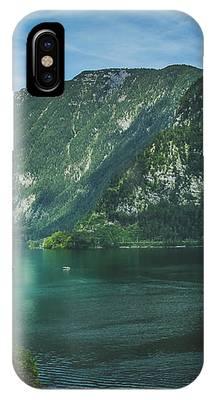 Picturesque Hallstatt Village IPhone Case by Andy Konieczny