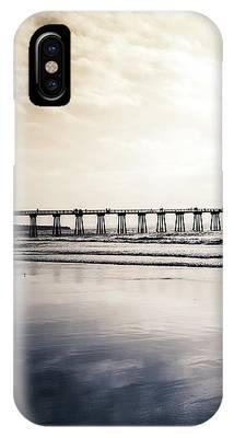 Pier On Duotone IPhone Case