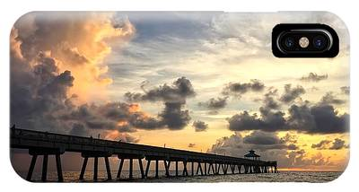 Pier On The Left IPhone Case