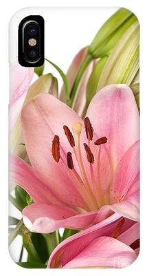 White Water Lilies Phone Cases