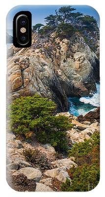 Point Lobos State iPhone Cases