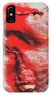 Gore Phone Cases