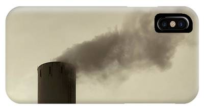 Pollution IPhone Case
