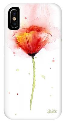 Floral Watercolor Phone Cases