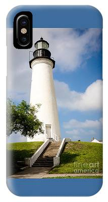 Port Isabel Lighthouse IPhone Case
