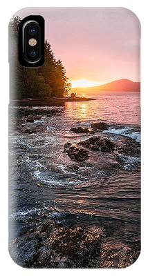 Port Renfrew Evening IPhone Case