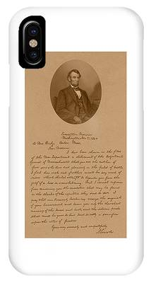 Lincoln Phone Cases